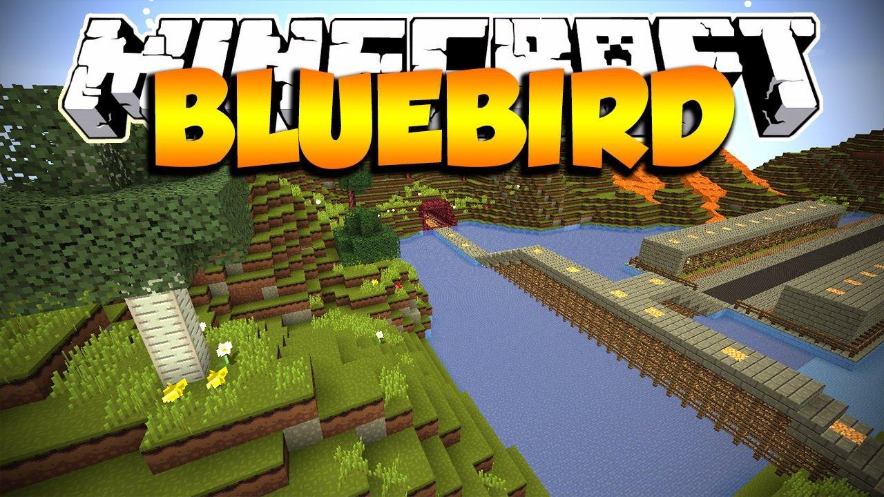 bluebird resource pack 1 81 7 91 Minecraft Mods, Resource Packs, Maps