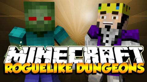 Roguelike Dungeons Mod Minecraft Mods, Resource Packs, Maps