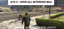 open all interiors gta v 1 Minecraft Mods, Resource Packs, Maps