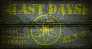 download last days resource packs Lastdaystexturepack Minecraft Mods, Resource Packs, Maps