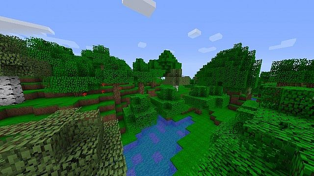 Download Alpha Inspired Resource Packs