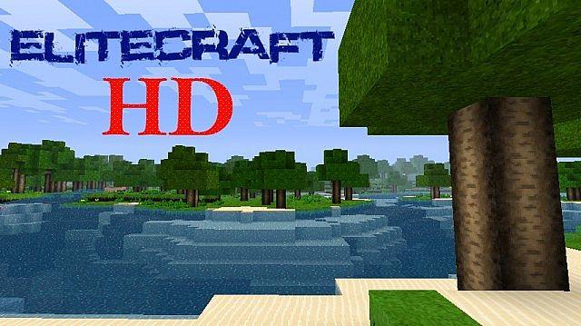 Download EliteCraft HD Resource Packs