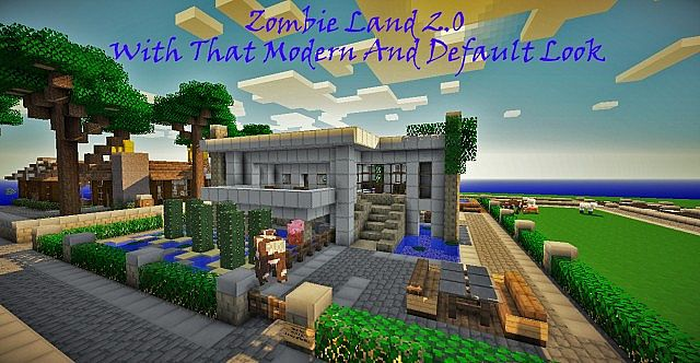Download Zombie Land Resource Packs