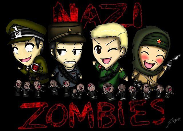 Download Nazi Zombies Resource Packs
