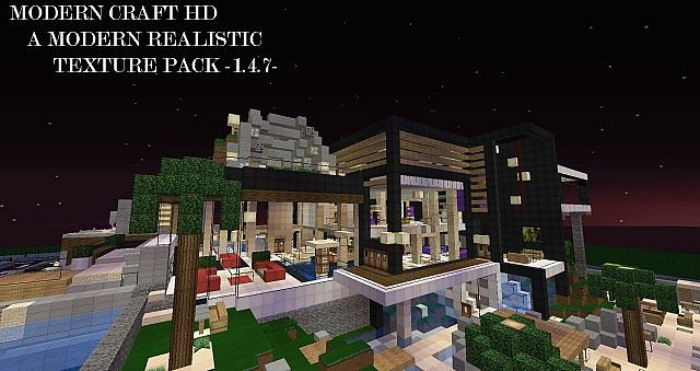 Download Modern Realistic Resource Packs