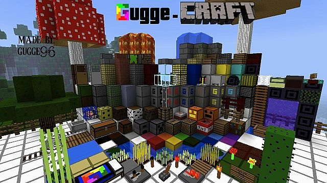 Download Gugge-Craft Resource Packs