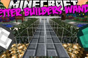 Better Builders Wands Mod 1 Minecraft Mods, Resource Packs, Maps