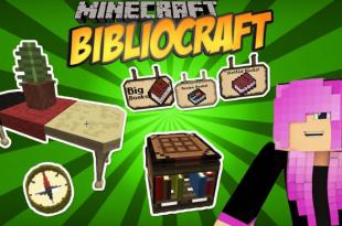 BiblioCraft Mod 1 Minecraft Mods, Resource Packs, Maps