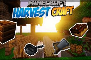 HarvestCraft Mod 1 Minecraft Mods, Resource Packs, Maps