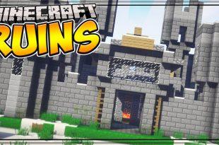 Ruins Mod logo Minecraft Mods, Resource Packs, Maps
