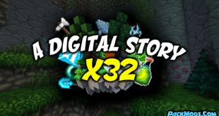 download a digital story 1.171.16.5 resource pack 1.15.21.14.41.13.21.12.2 adigitalstoryresourcepack Minecraft Mods, Resource Packs, Maps