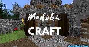 download madoku craft 1.171.16.5 resource pack 1.15.21.14.41.13.21.12.2 madokucraftresourcepack Minecraft Mods, Resource Packs, Maps