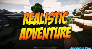 download realistic adventure 1.171.16.5 resource pack 1.15.21.14.41.13.21.12.2 realisticadventureresourcepack Minecraft Mods, Resource Packs, Maps