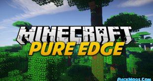 download zorocks pureedge 1.171.16.5 resource pack 1.15.21.14.41.13.21.12.2 zorockspureedgeresourcepack Minecraft Mods, Resource Packs, Maps