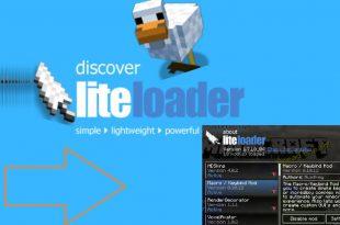 liteloader 1 Minecraft Mods, Resource Packs, Maps