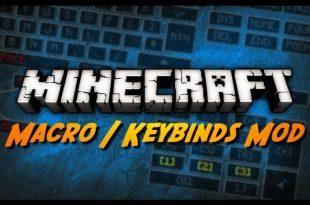 macro keybind mod logo Minecraft Mods, Resource Packs, Maps