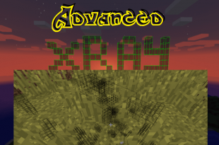 Advanced XRay Mod 1 Minecraft Mods, Resource Packs, Maps