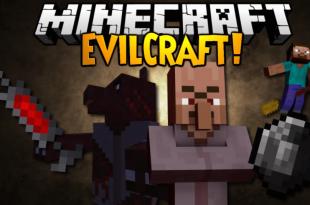 EvilCraft Mod 1 Minecraft Mods, Resource Packs, Maps