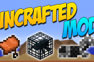 Uncrafted Mod 1 Minecraft Mods, Resource Packs, Maps