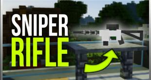 Working Gun Mod 1 Minecraft Mods, Resource Packs, Maps