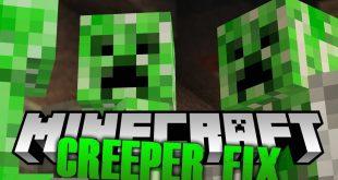 creeper fix mod 1 Minecraft Mods, Resource Packs, Maps